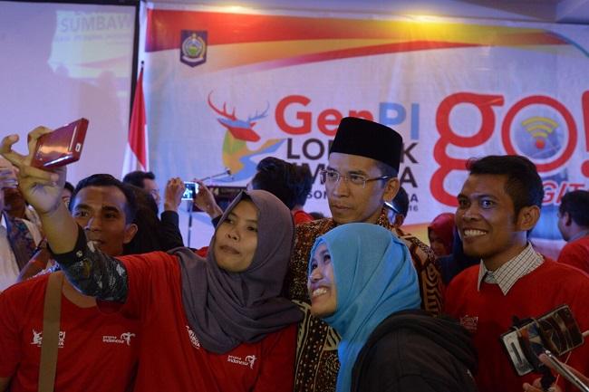 Photo of GenPI Lombok Sumbawa Ajak Masyarakat Sadar Pariwisata