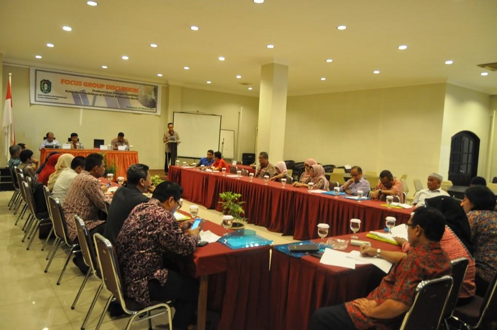 Photo of Evaluasi 10 Bali Baru, Kemenpar Gelar ' Focus Group Discussion'