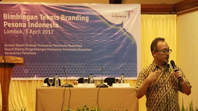 Photo of Pentahelix Dibius Kilau Branding Pesona Indonesia di Lombok