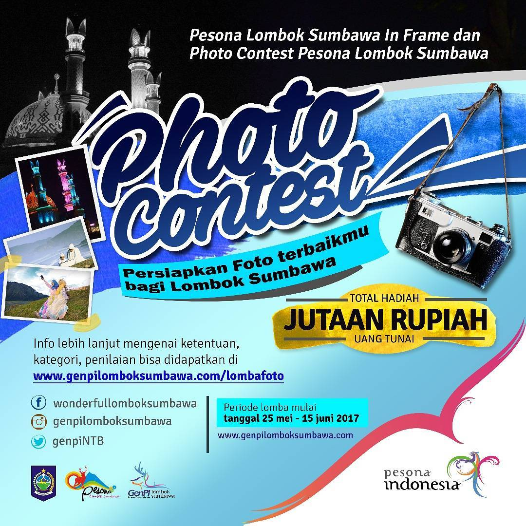 Photo of Meriahkan Pesona Khazanah Ramadan GenPI Lombok Sumbawa Gelar Lomba Foto