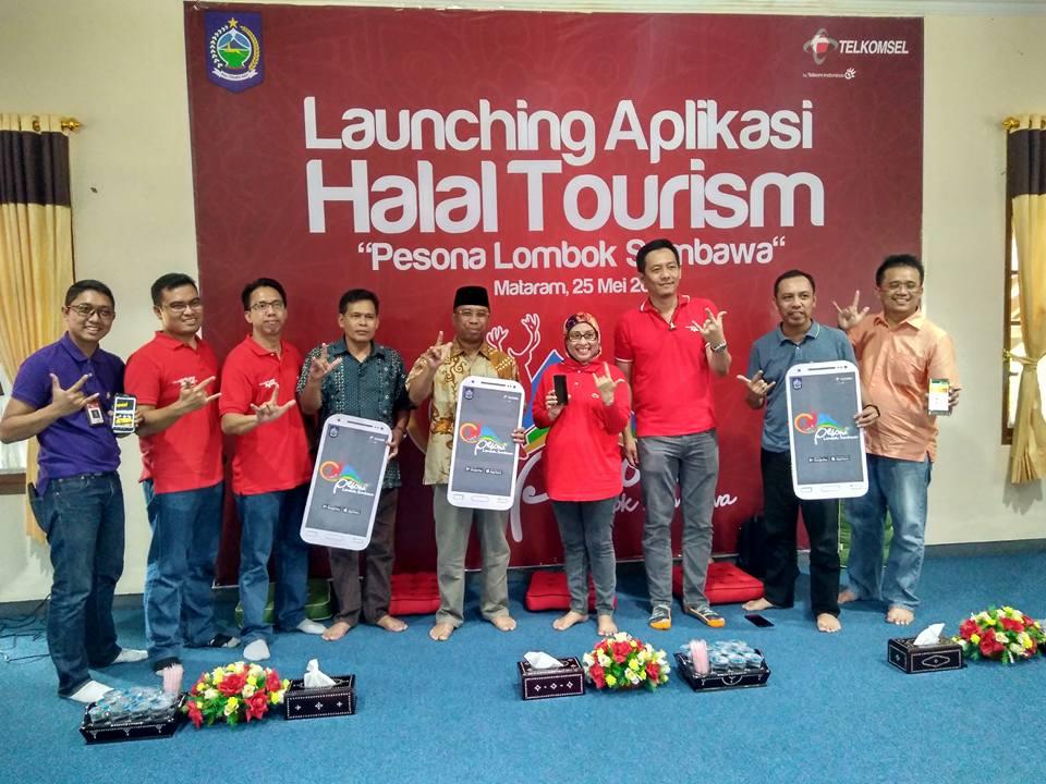 Photo of Lombok Sumbawa Kini Punya Aplikasi Digital Untuk Halal Tourism