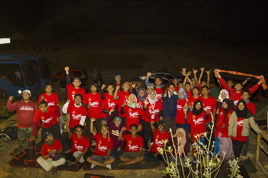 Photo of Kedekatan Warganet Dengan Kadispar NTB Dalam Blogger Camp