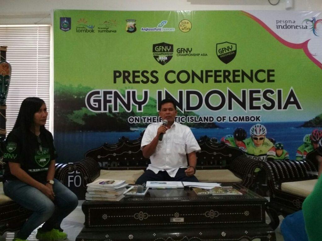 Photo of Untuk Kedua Kalinya GFNY Championship Asia Hadir Di Lombok