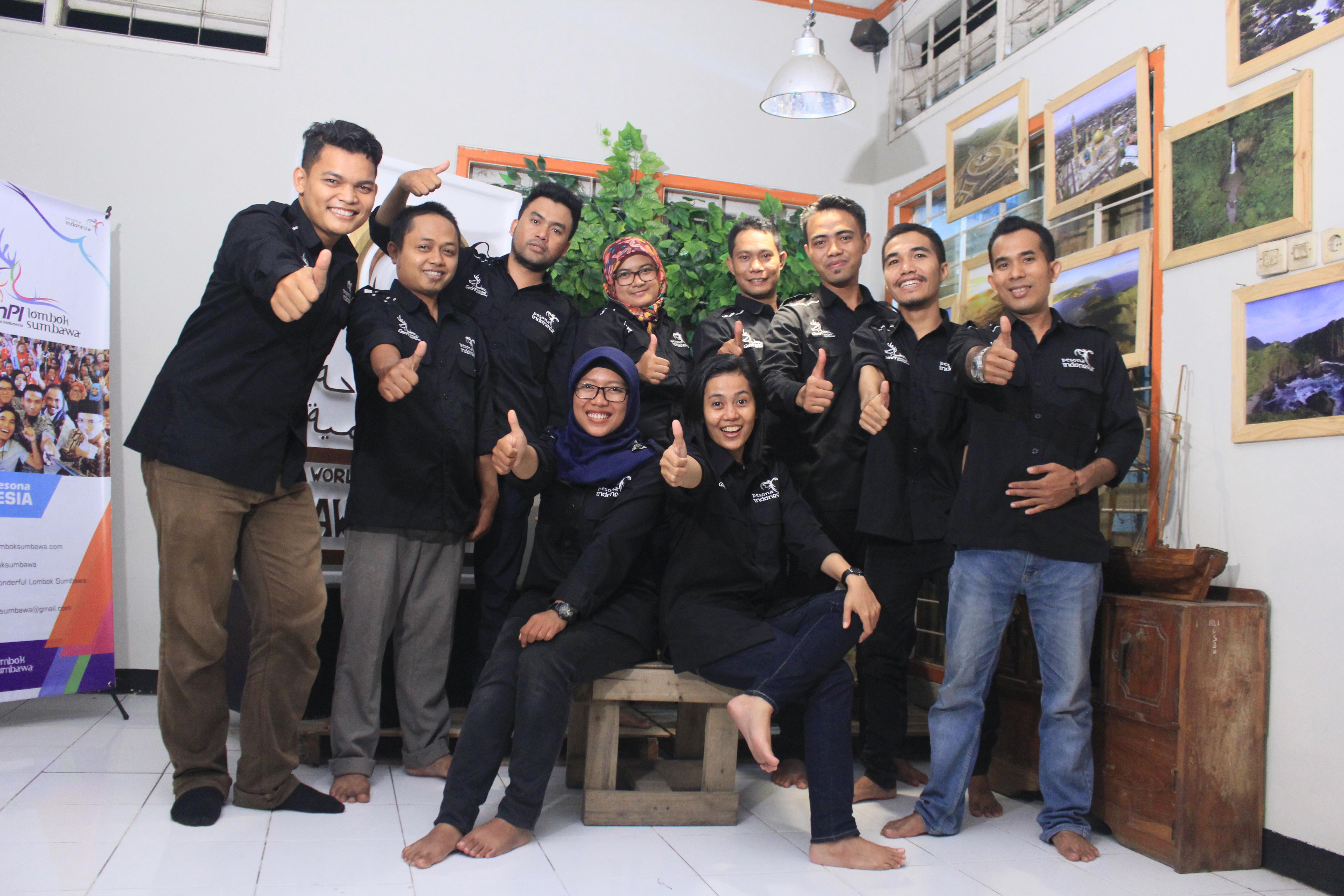 Photo of GenPI Lombok Sumbawa Dukung Kolaborasi Pentahelix Pariwisata NTB