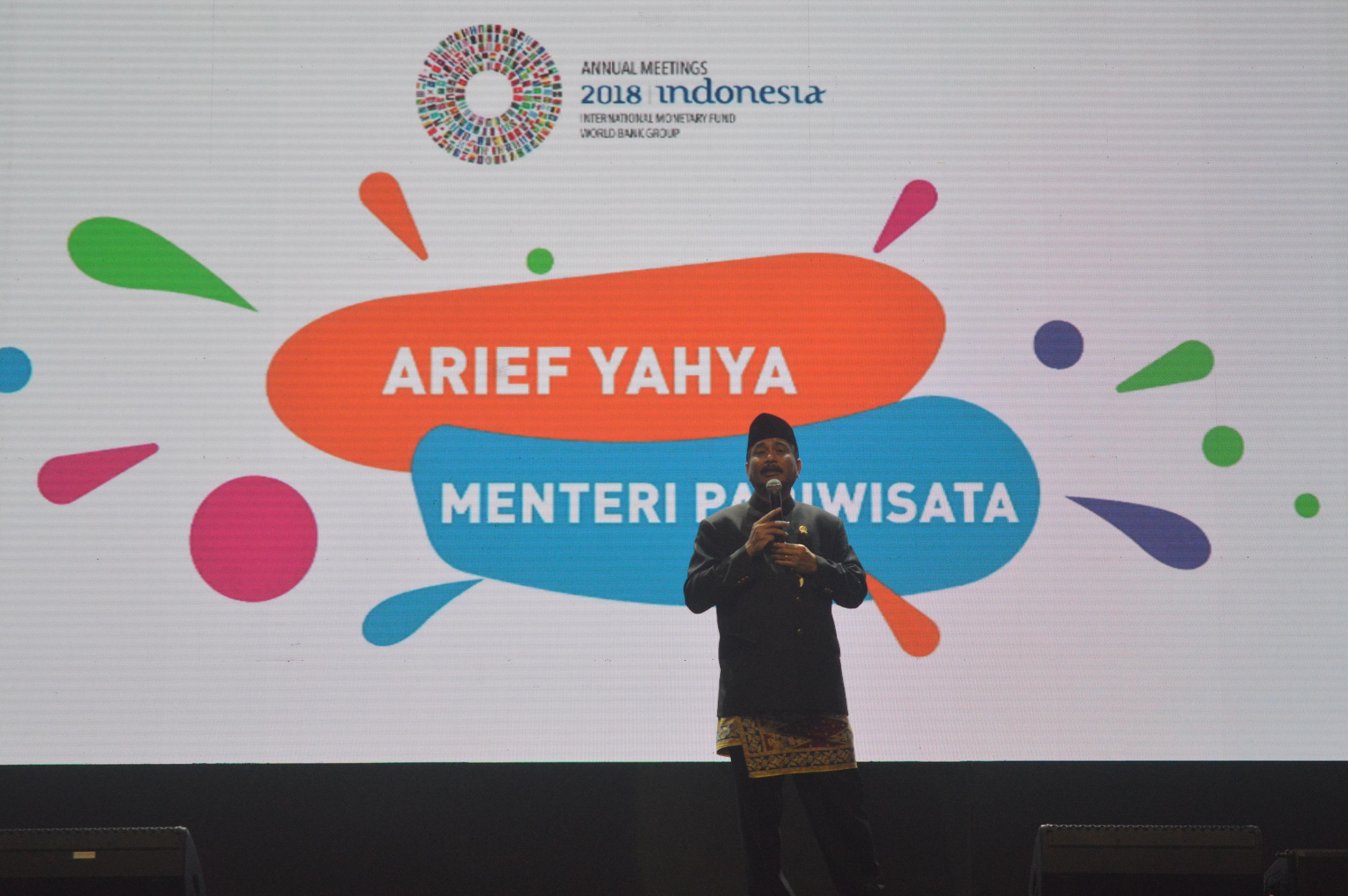 Photo of Rakernas IV : Menpar Arief Yahya Optimis Pariwisata Jadi Core Sector Ekonomi Indonesia