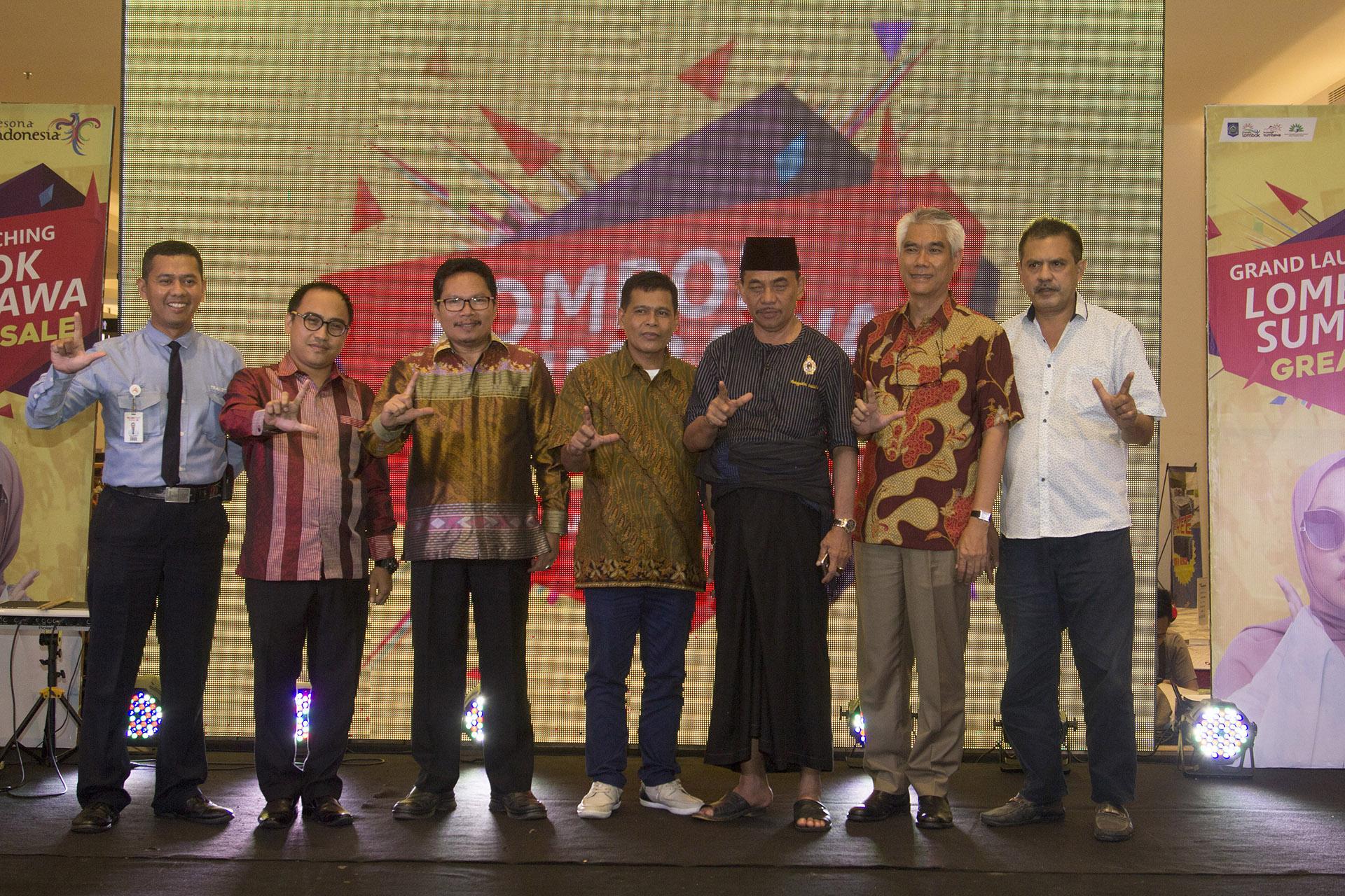 Photo of Resmi Diluncurkan, Lombok Sumbawa Great Sale Hadir Kembali!