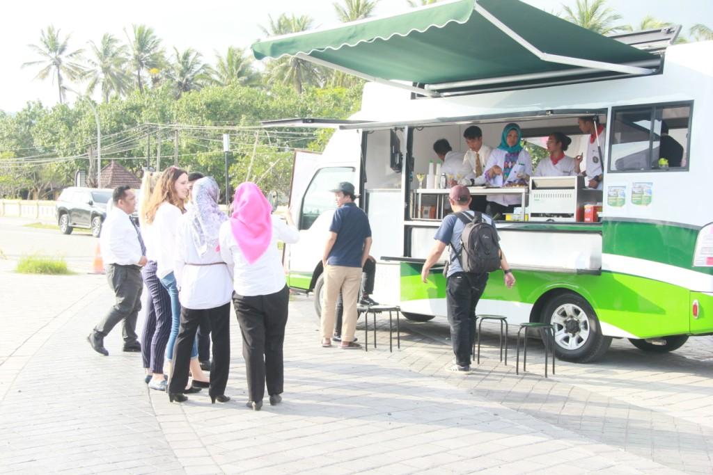 Photo of Kerennya Mobil Praktik Milik Poltekpar Negeri Lombok