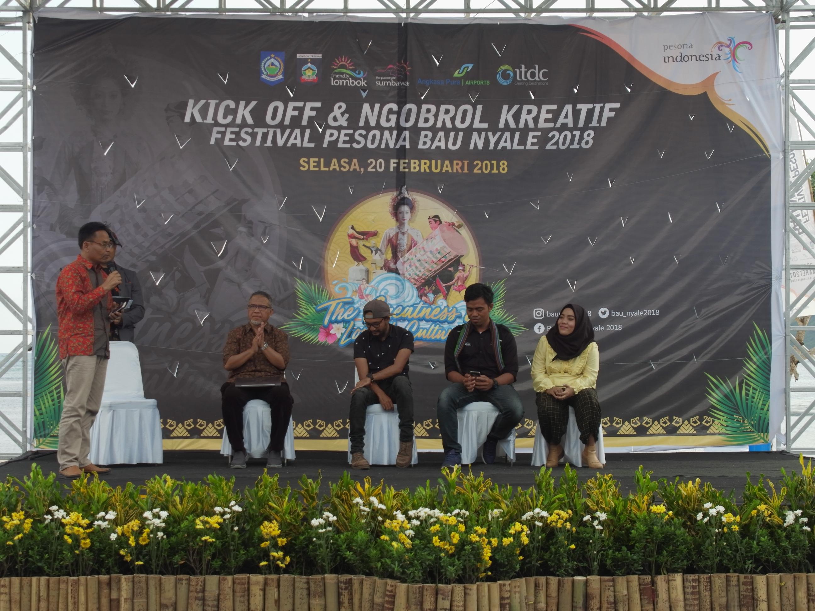 Photo of Genpi Lombok Sumbawa Ikut Ngobrol Kreatif Pariwisata NTB