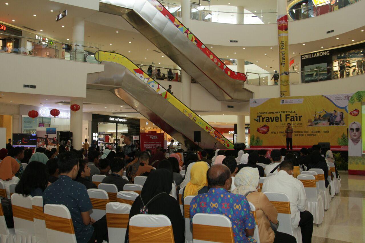 Photo of Lombok Sumbawa Travel Fair Travel Fair, Hadirkan Diskon Besar-Besaran
