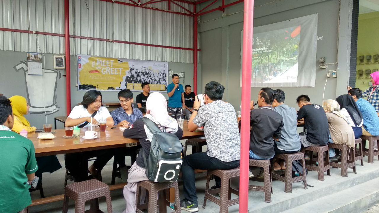 Photo of Destinasi Digital Jadi Bahasan Dalam Meet And Greet GenPI LS