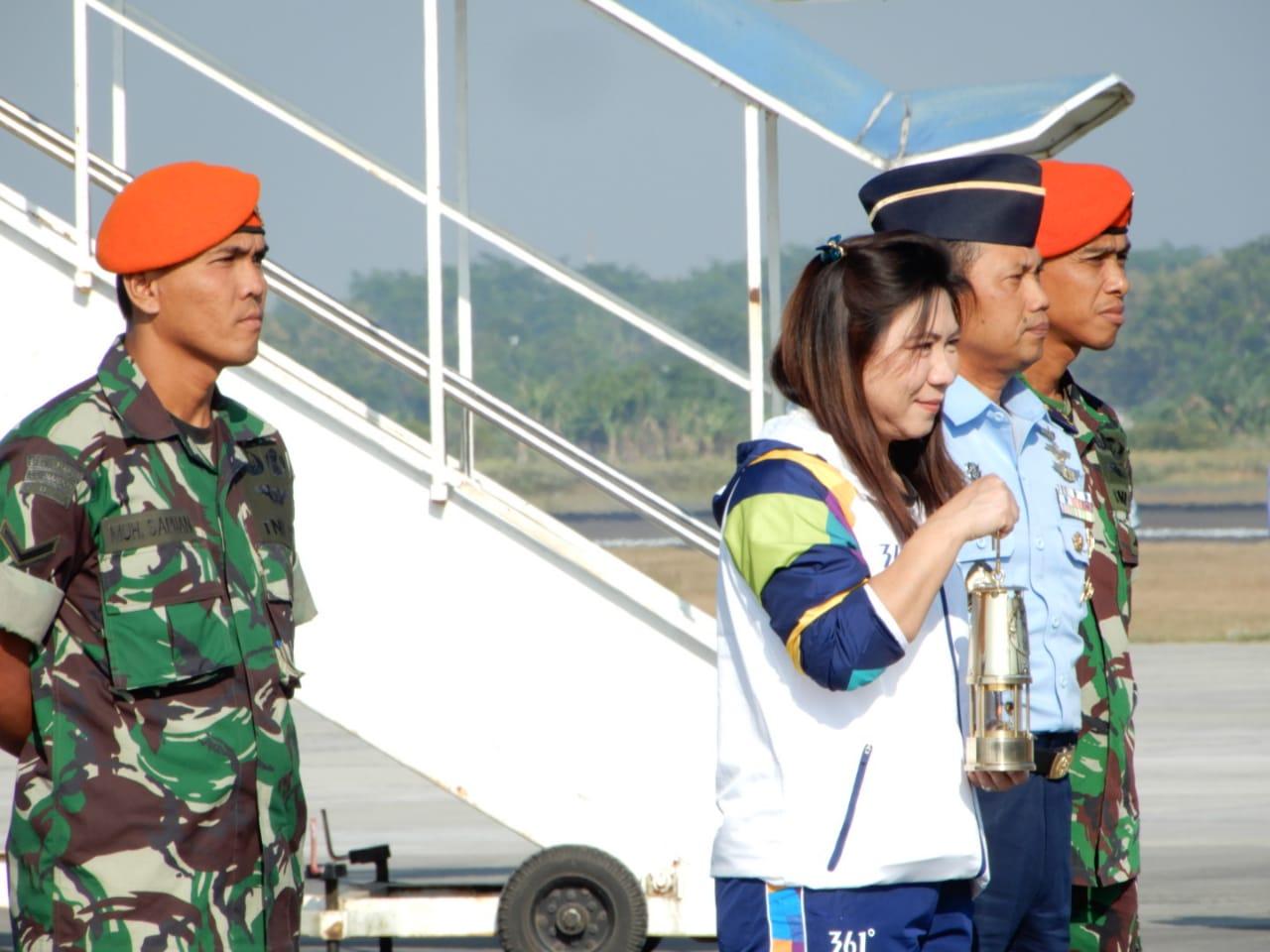 Photo of Tiba di Yogyakarta, Obor Asian Games Mulai Sapa Destinasi Wisata