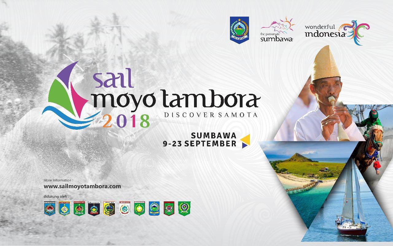 Photo of Siap Digelar, Ini Dia Rangkaian Kegiatan Sail Indonesia Moyo Tambora 2018