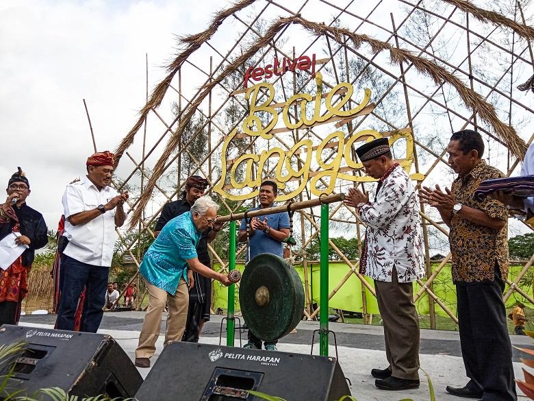 """Photo of Pembukaan Festival """"Bale Langgaq"""" berlangsung Spektakuler"""