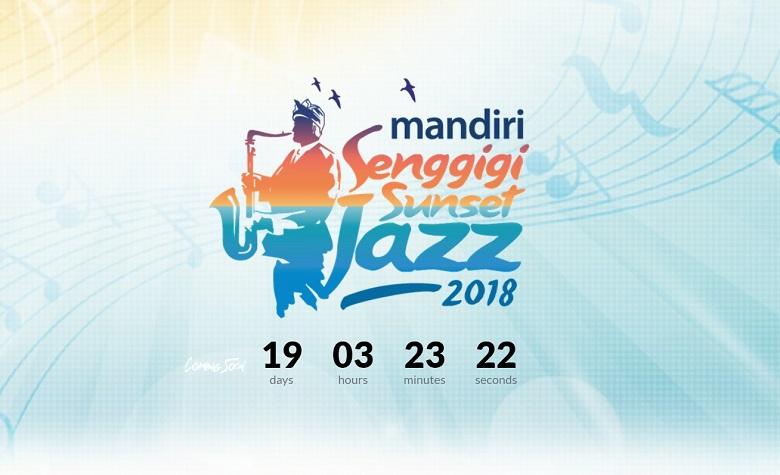 Photo of Senggigi Sunset Jazz 2018 Ikut Hembuskan Kebangkitan Pariwisata Lombok