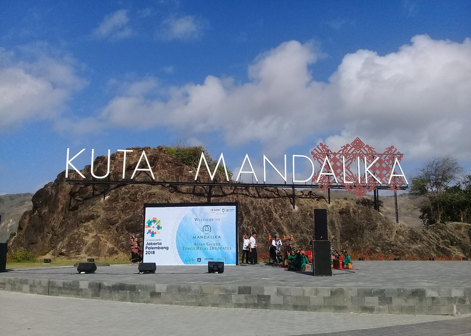 Photo of KEK Mandalika Jadi Lokasi Utama Perayaan HUT Ke-60 NTB