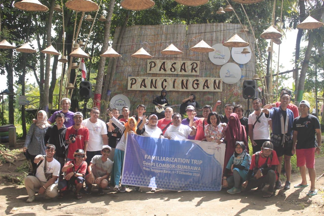 Photo of Dari Desa Wisata Hingga Indahnya Senja Di Bukit Merese Tutup Famtrip GenPI Lombok Sumbawa