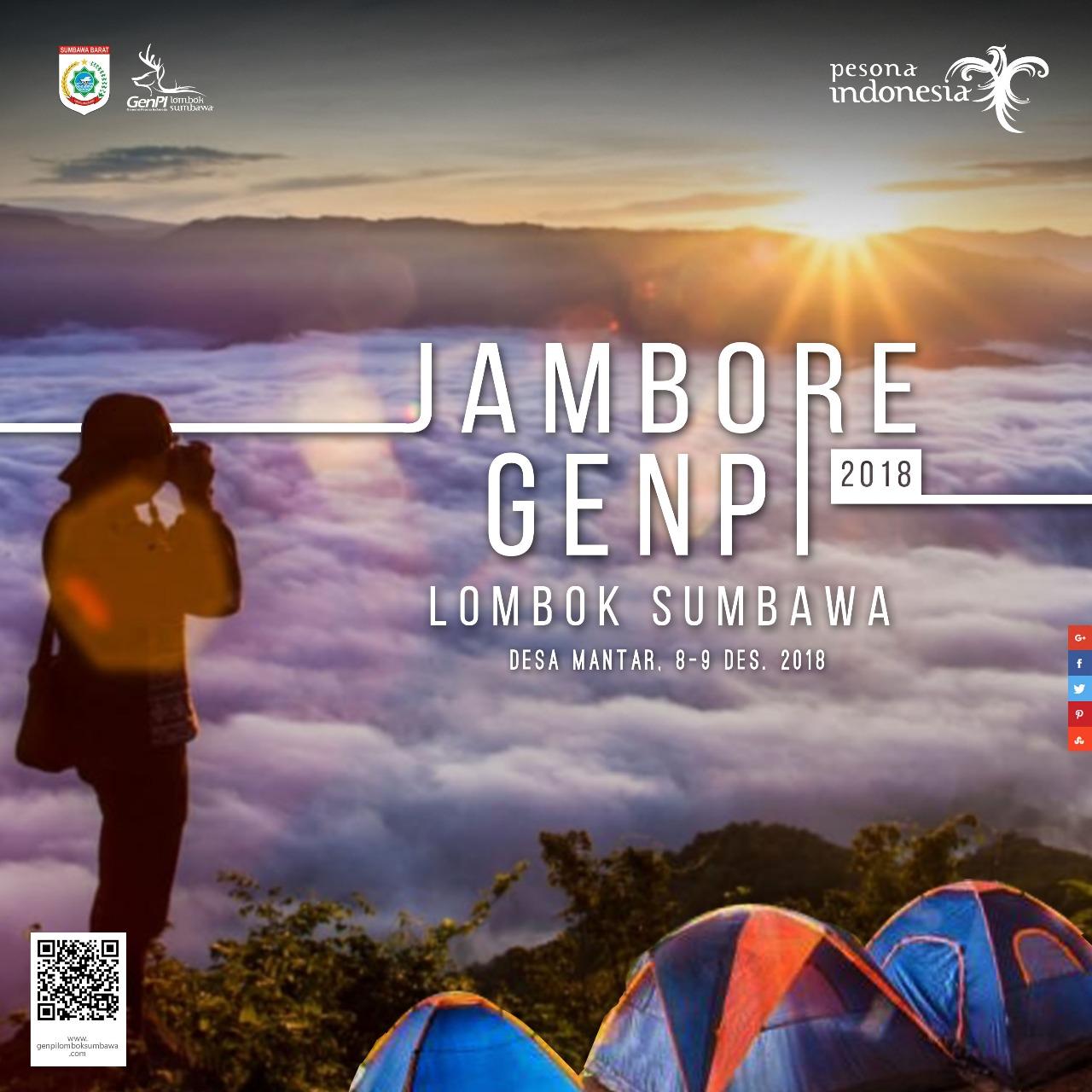 Photo of Selepas Famtrip, GenPI Lombok Sumbawa Siap Gelar Jambore Di Atas Awan