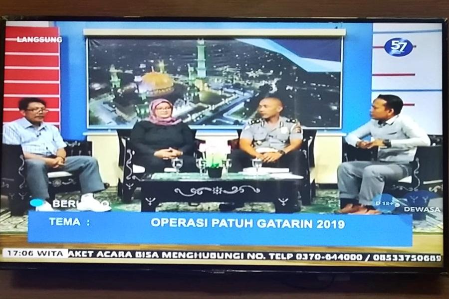 Photo of Polda NTB Siap Gelar Operasi Patuh Gatarin 2019