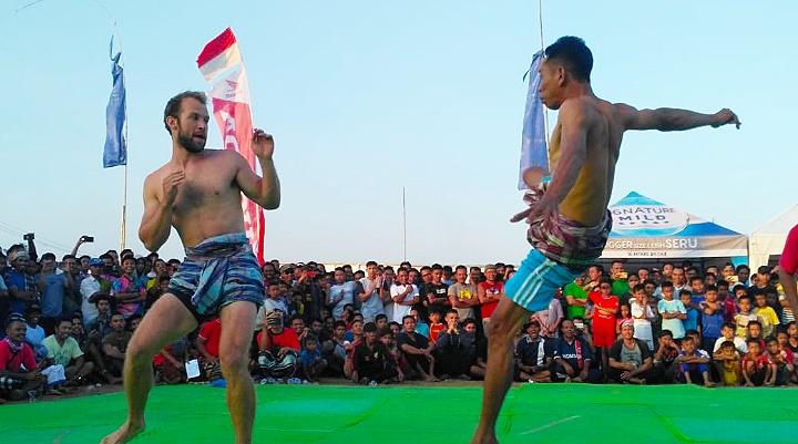 Photo of Belanjakan, Martial Art khas Sasak Lombok