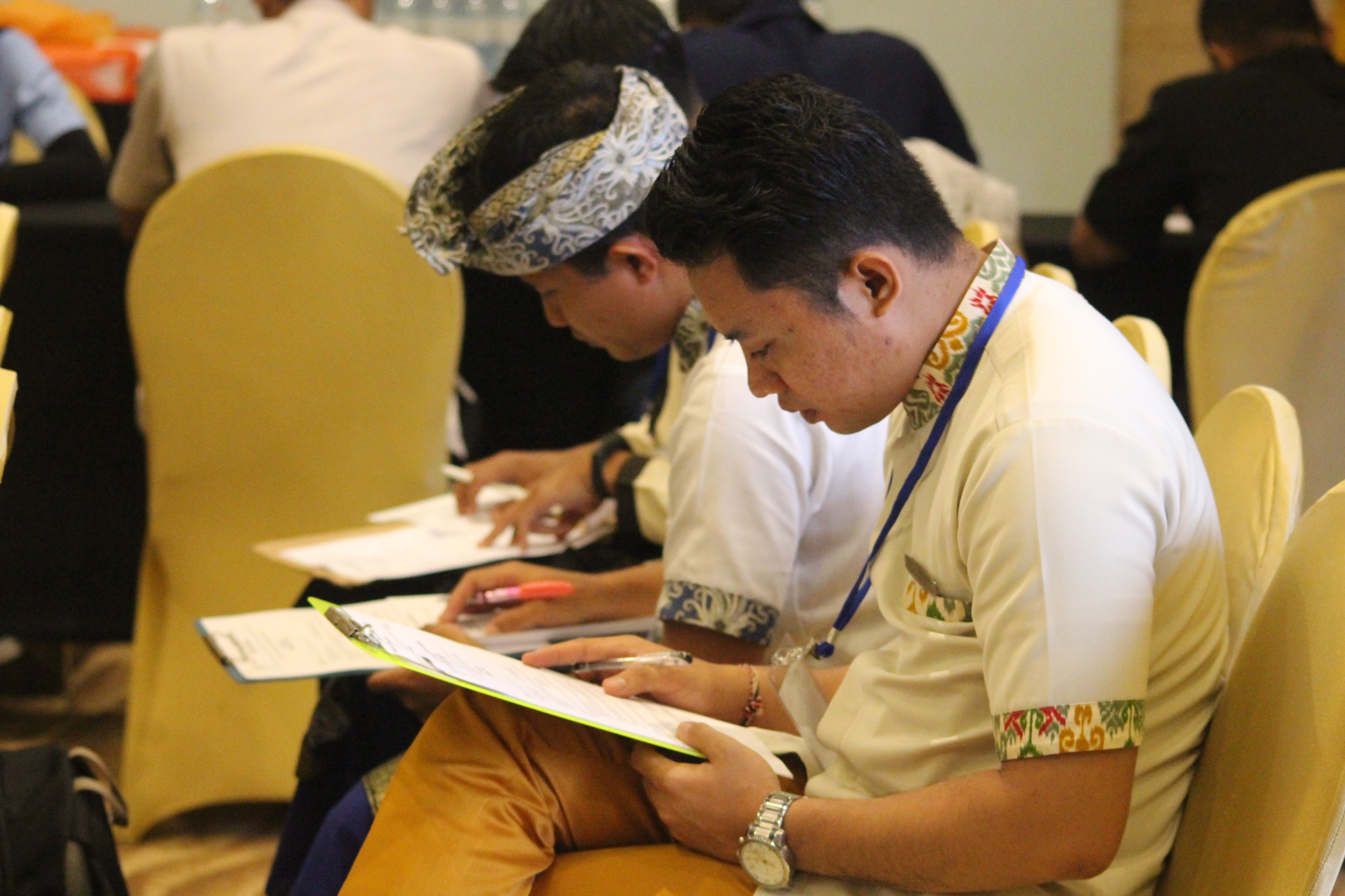 Peserta ROTY 2019 fokus melakukan Writing Contest