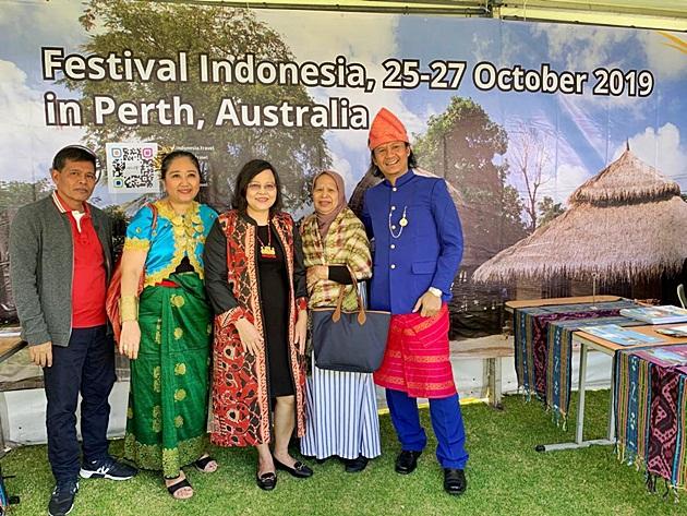 Festival Indonesia 2019 di Perth