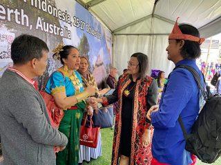 Diskusi program-program promosi kepariwisataan Lombok Sumbawa