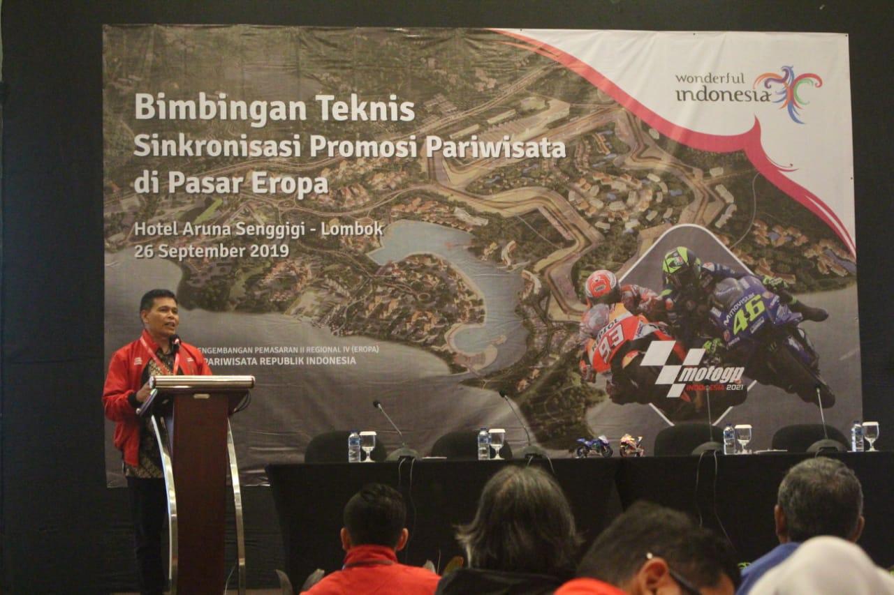 Photo of BIMTEK Persiapan Menuju MotoGP 2021 : Aruna Senggigi Resort & Convention