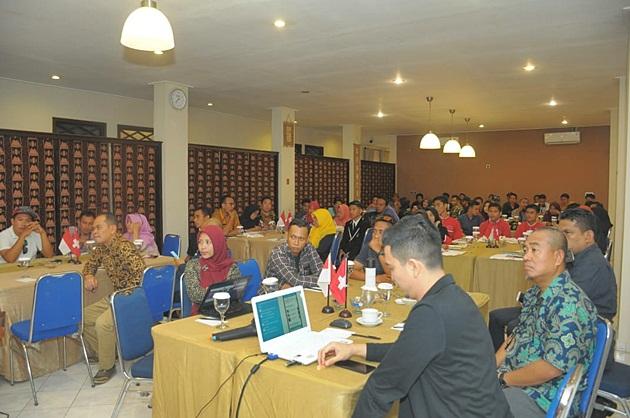 Stakeholder pariwisata Sumbawa di LDoT Hotel Samawa Transit