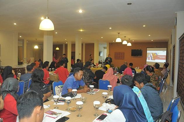 Diskusi LDoT di Sumbawa, Serius tapi Santai