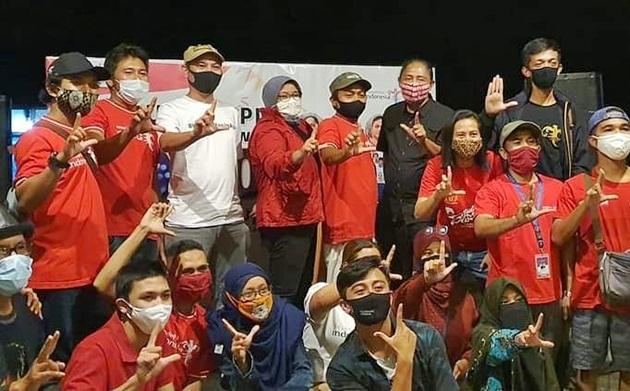 Photo of Pembina Genpinas dan Biro Komunikasi Kemenparekraf Hadiri Meet Up Genpi Lombok Sumbawa