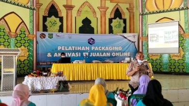 Photo of Pelatihan Packaging dan Aktivasi Jualan Online
