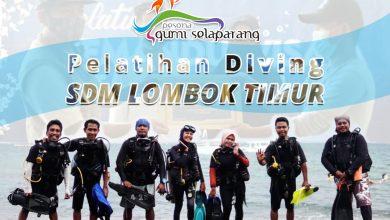 Photo of Dispar Lombok Timur Tingkatkan Kapasitas dan Pengetahuan SDM Pariwisata dengan Pelatihan Diving