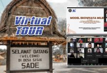 Photo of Virtual Tour, Universitas Ciputra Surabaya Ujicoba Model Ecowisata Hepta-Helix