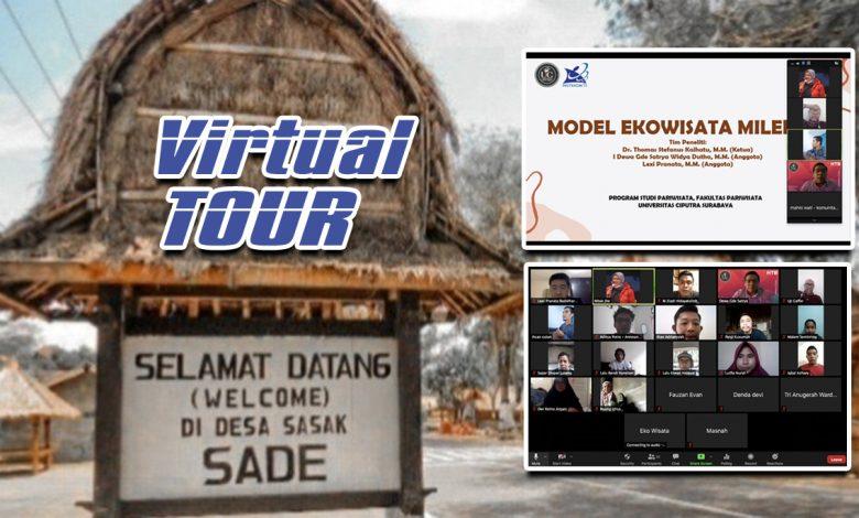 virtual tour ekowisata