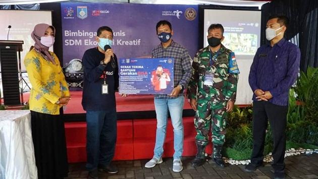 Bimtek Kemenparekraf RI di Lombok
