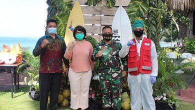 Photo of Donor Darah Hari Kesehatan Nasional  di Aruna Senggigi Resort