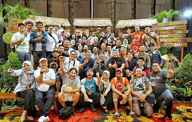 Guyub dan Sinergi GenPI di Bali 2018