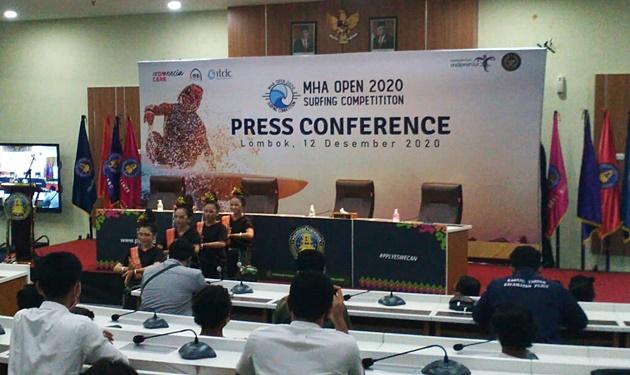 Tarian Tradisional MHA Open 2020