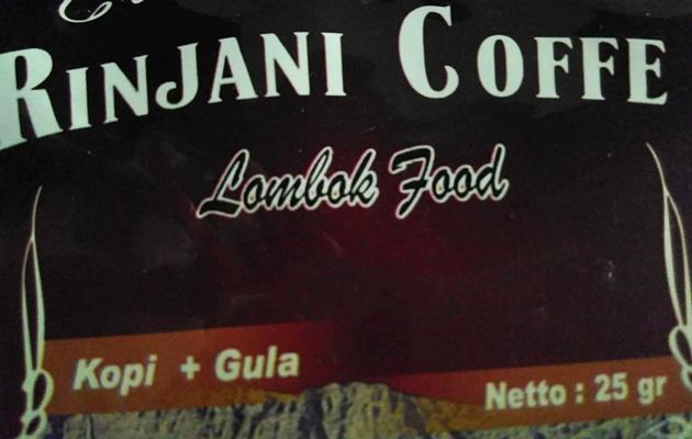 Brand lain Kopi Lombok