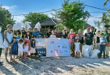Photo of Volunteer Camp Gili Air Kolaborasi Lintas Komunitas