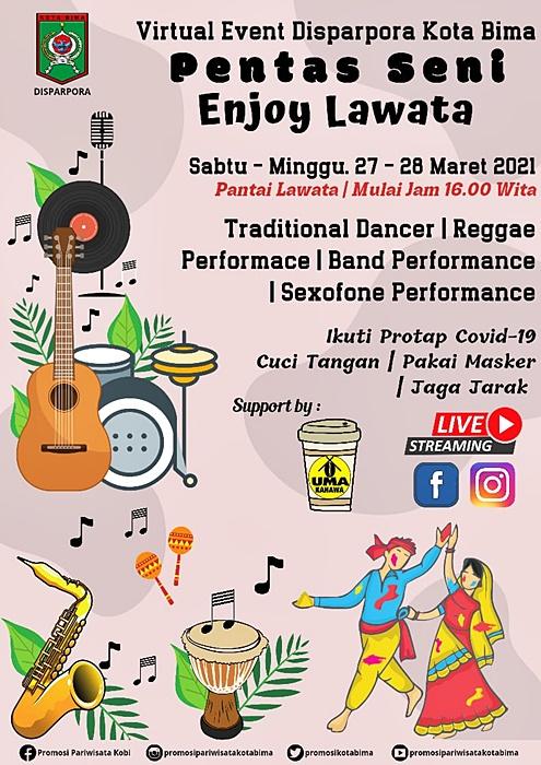 Flyer Enjoy Lawata