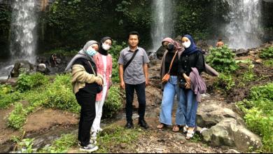 Photo of Dukung Pemulihan Pariwisata, Prodi Ilmu Komunikasi Unram Praktikum di 17 Desa Wisata NTB
