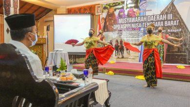 Photo of Musda III DPD ASPPI NTB Usung Tema Semangat Kolaborasi