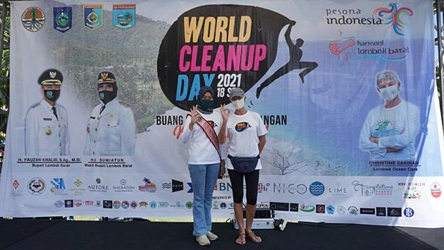 Ketua Panitia WCD 2021 Lombok